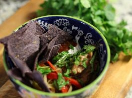 This veggie fajita bowl recipe is easy, healthy, quick to prepare and very filling. It puts a little spin on Taco Tuesday.