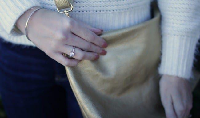 Fabulous find - T Wire bangle bracelet