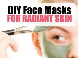 If you're looking for DIY face masks that are not complicated, take only a few ingredients and will help pamper your skin making it radiant and healthy, these three recipes below might be just perfect for you.