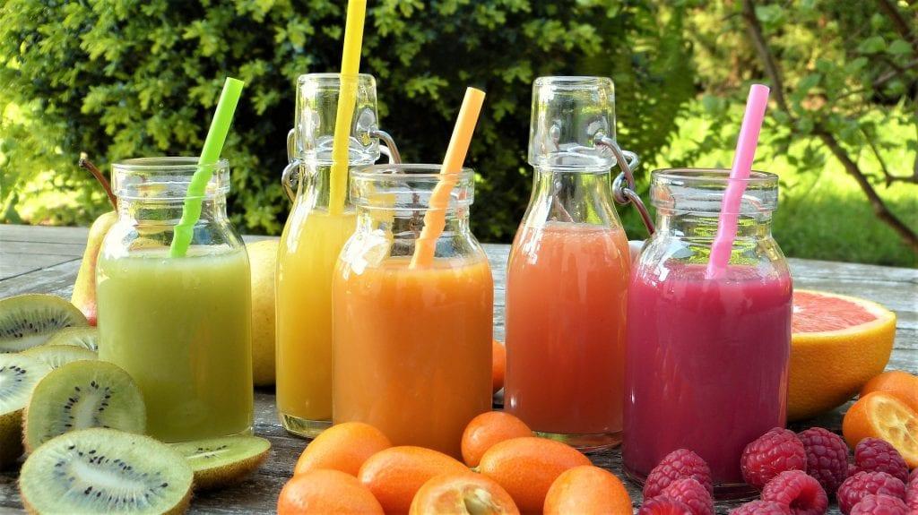 water, fruit, juice