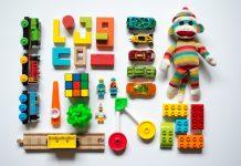organize toys