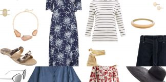 WHAT TO WEAR IN MAY