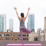 yoga active mom