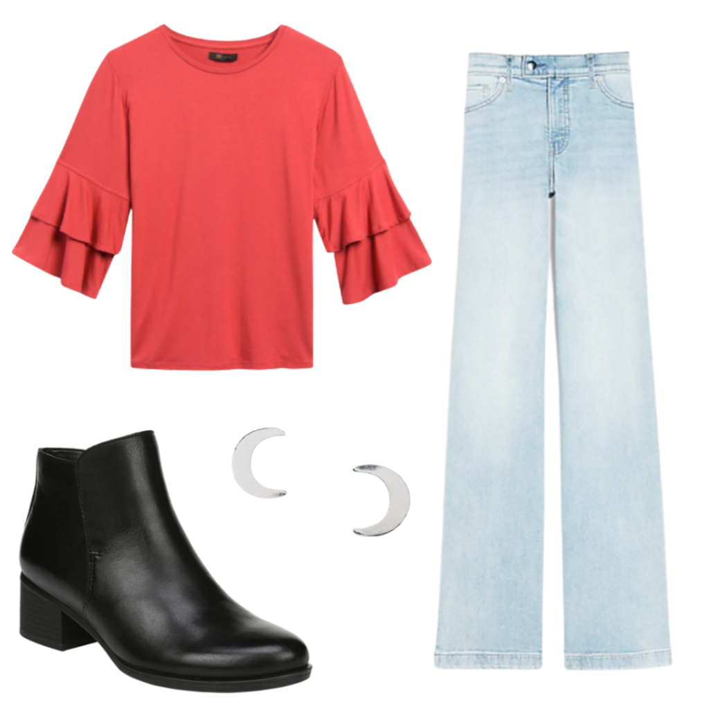 what to wear this season, what to wear, ruffles