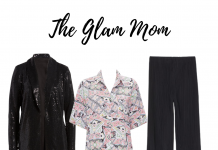 the glam mom